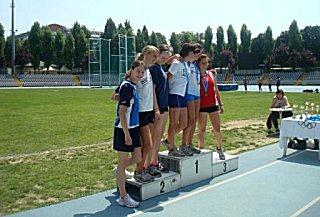 podio atletica